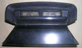 Fiat X19 Number Plate Light