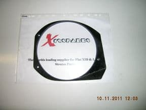 Headlight Trim Outer Ring