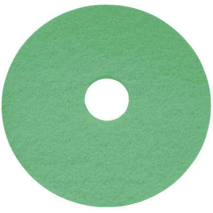 """15"""" Green Cleaning Pad"""