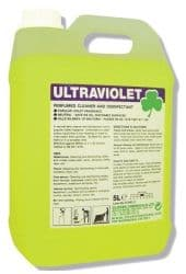 Clover Ultraviolet 5L - Perfumed Cleaner & Disinfectant
