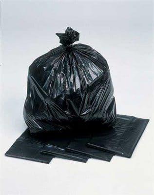 Black Bin Liners / Compacter Bags