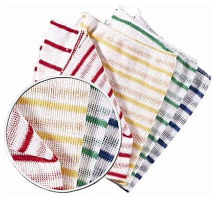 Blue Stripe Dish Cloth