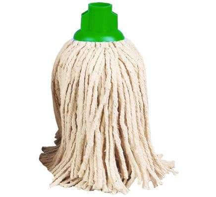 Green No 12 PY Push in Socket Mops