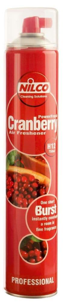Nilco Air Freshener - Cranberry 750ml