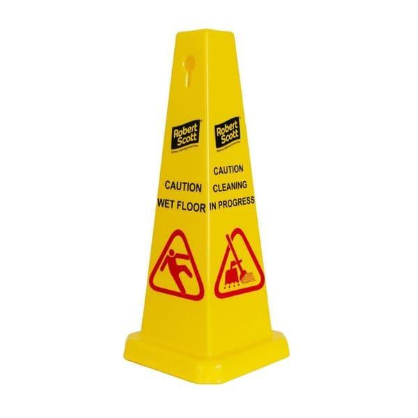 RS Wet Floor Cone