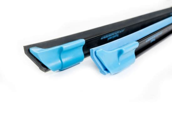 Squeegee rubbers & Channels