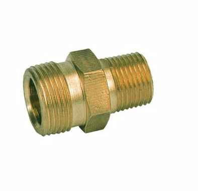 Threaded Connector - M22M - 1/4M