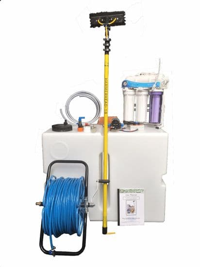 Water fed Pole Equipment