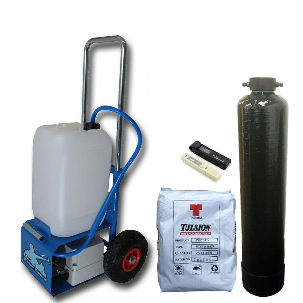 Water Genie Trolley Complete DI packages