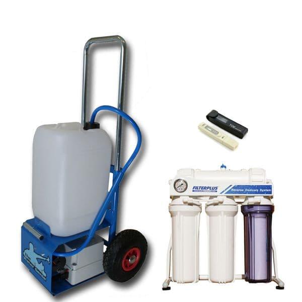 Water Genie Trolley Complete RO Packages