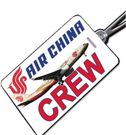 Air China A330 Tag