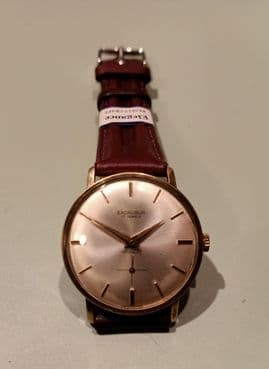 Excalibur 60s Manual Wind Watch with Sub Seconds
