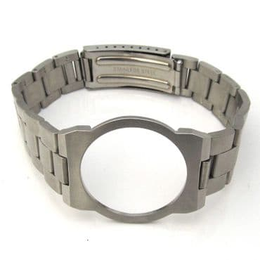 For OMEGA DYNAMIC Stainless Steel SOLID LINK Watch Strap Bracelet