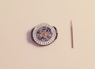 Seiko VX82/6 Watch Movement   Watch Movements   Watch Glass and Crystals   Watch Hands   Watch Straps and Bands   Watch Tools   Cleaning   Watch Parts   Vintage Watch Parts   Watch Batteries   Clock Parts